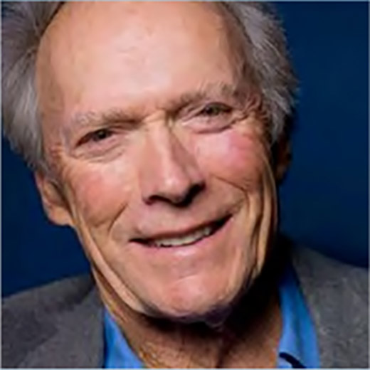 Clint Eastwood on TM